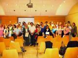 La Casa de Cultura Can Rossell ha acollit la cloenda dels cursos de català de l'Arboç